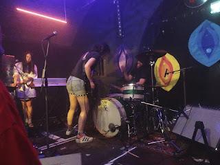 16.05.2017 Köln - Yuca: Cherry Glazerr