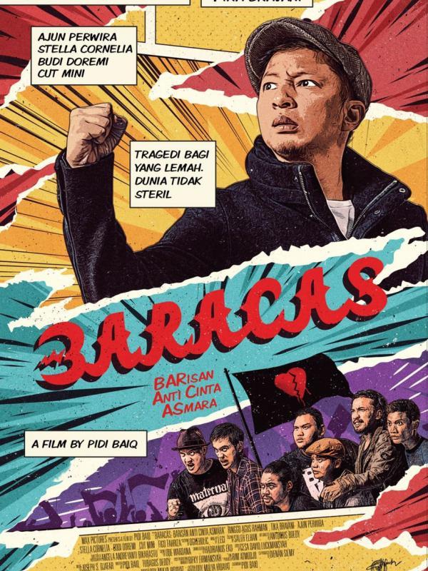 Nonton Baracas: Barisan Anti Cinta Asmara (2017)