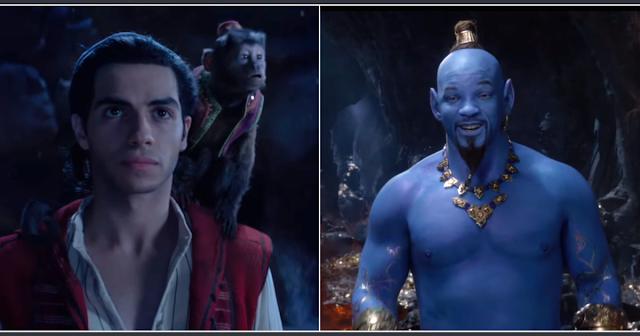 Aladdin filme 2019