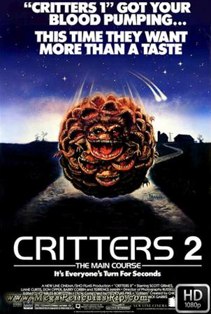 Critters 2 [1080p] [Latino-Ingles] [MEGA]
