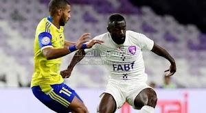 نادي العين يسقط على ملعبه بالخساره من امام فريق الظفرة في دوري الخليج العربي الاماراتي