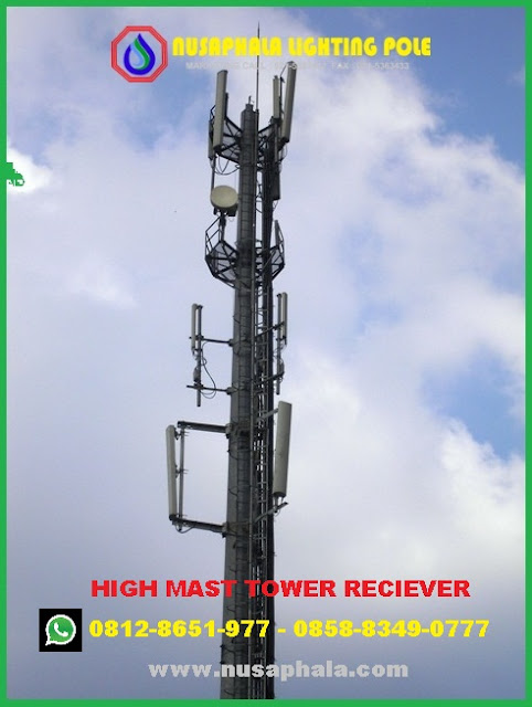 katalog produk tiang high mast