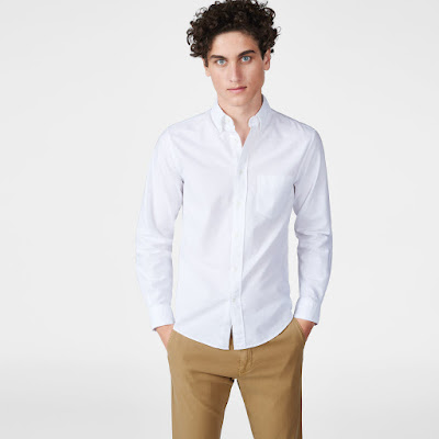 GANT Rugger Slim Fit Oxford Shirt