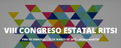 Mañana estaré en el congreso RITSI en Sabadell, con el GDG Spain