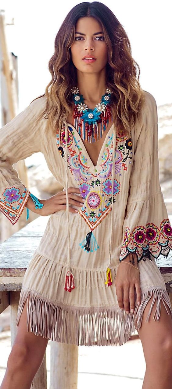 14 Boho Chic Outfits Ideas Summer 2017