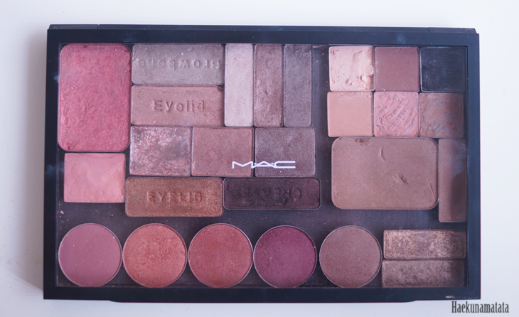 MAC Pro Palette Review-Everyday Makeup Palette