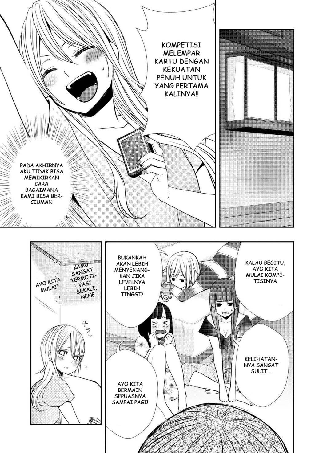 Manga Citrus Chapter 32 Bahasa Indonesia