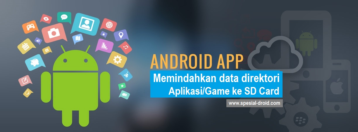 Cara simple memindahkan data direktori Aplikasi/Game ke SD Card