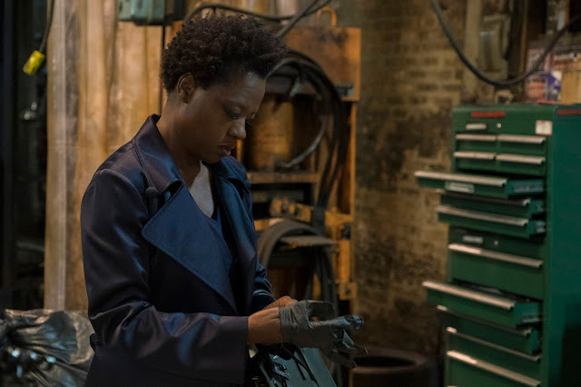 Widows: Film Review