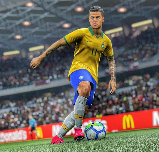 PES 2019 REAL SOCCER Gameplay Mod v2.4 by Incas36