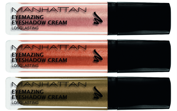 Manhattan Glowing Goddess Eyemazing Eyeshadow Cream