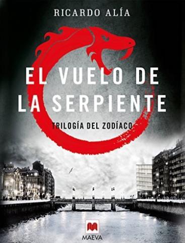 El vuelo de la serpiente - Ricardo Alía