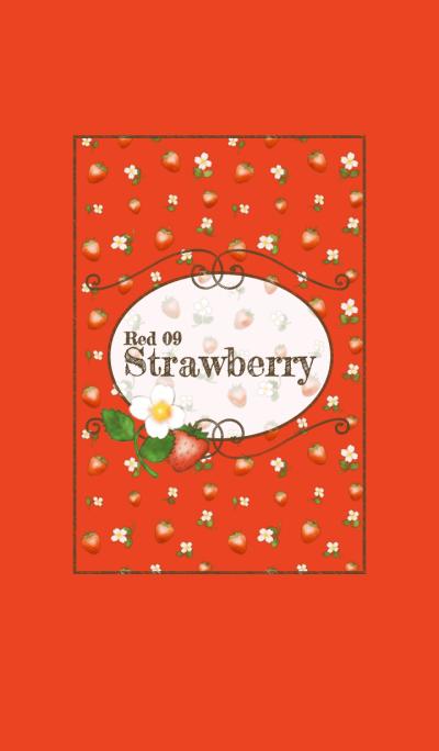 Strawberry/Red 09