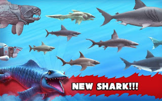 Hungry Shark Evolution Apk v4.2.0 Mod Unlimited Money Gratis