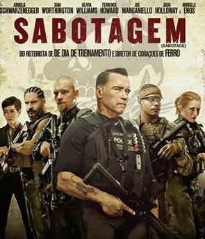 Sabotagem – Dublado