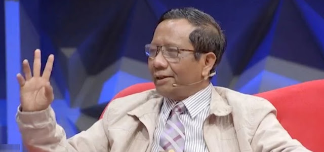 Mahfud MD Anggap BPN Provokator Jika Tak Mau Tempuh Jalur MK setelah 22 Mei