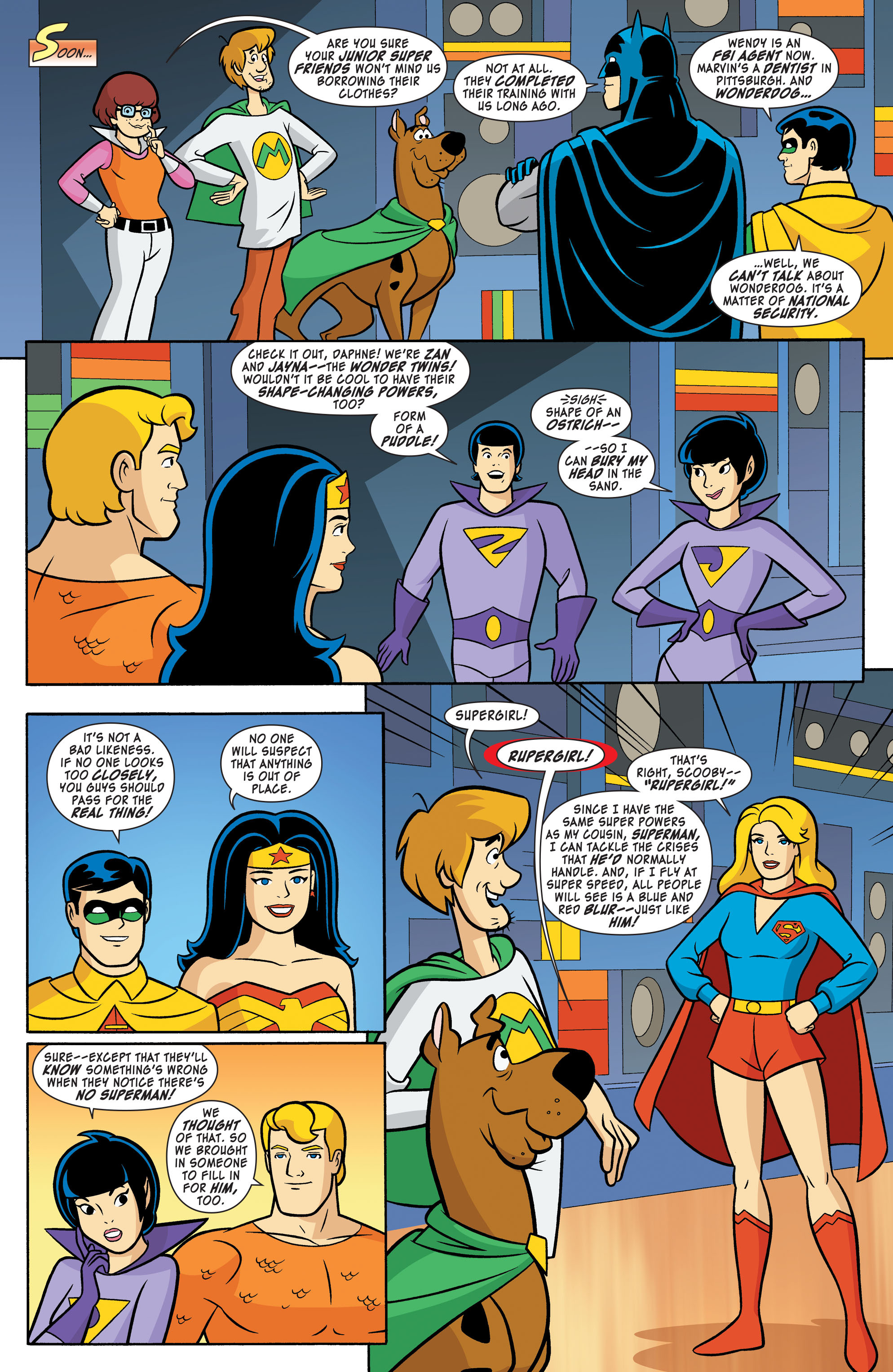 Read online Scooby-Doo! Team-Up comic -  Issue # _Special - 17