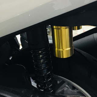Rear Sub tank Suspension