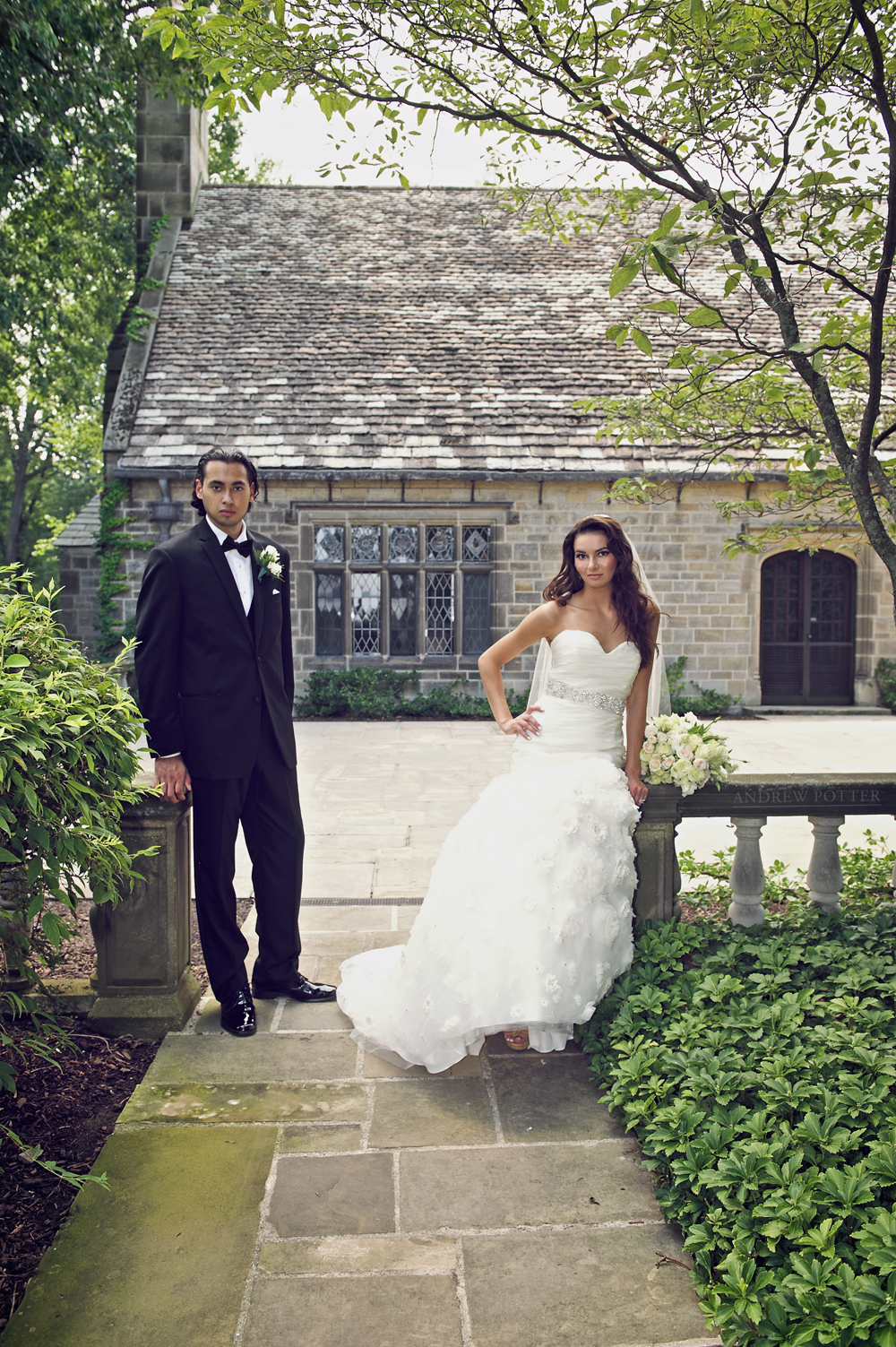 Edsel Ford House Wedding
