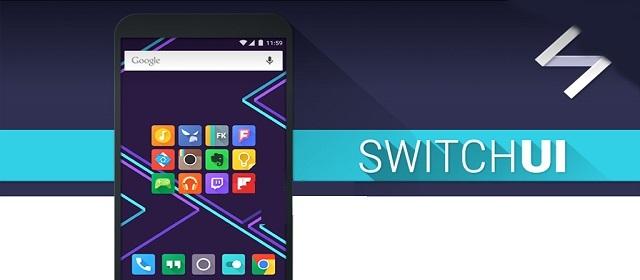 Switch UI - Icon Pack v2.7 Apk Miki