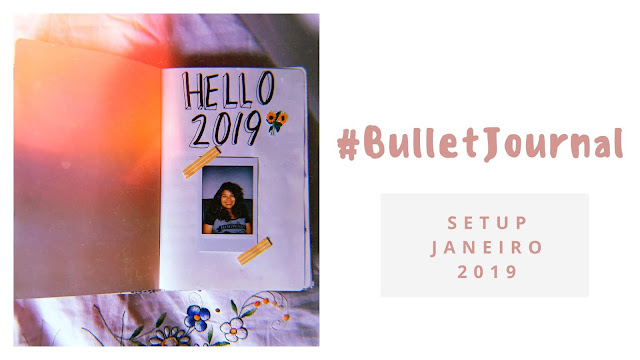 inpiração bullet journal 2019