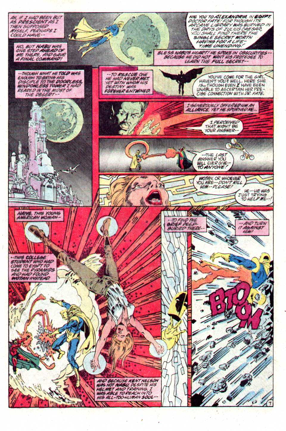 Read online Secret Origins (1986) comic -  Issue #24 - 27