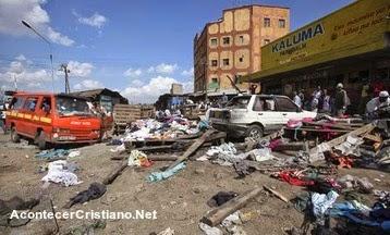 Extremistas islámicos atacan Mpeketoni
