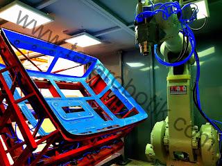 robotik cnc