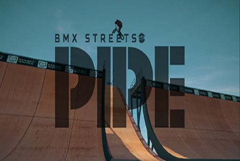 Download BMX Streets Pipe Game For PC