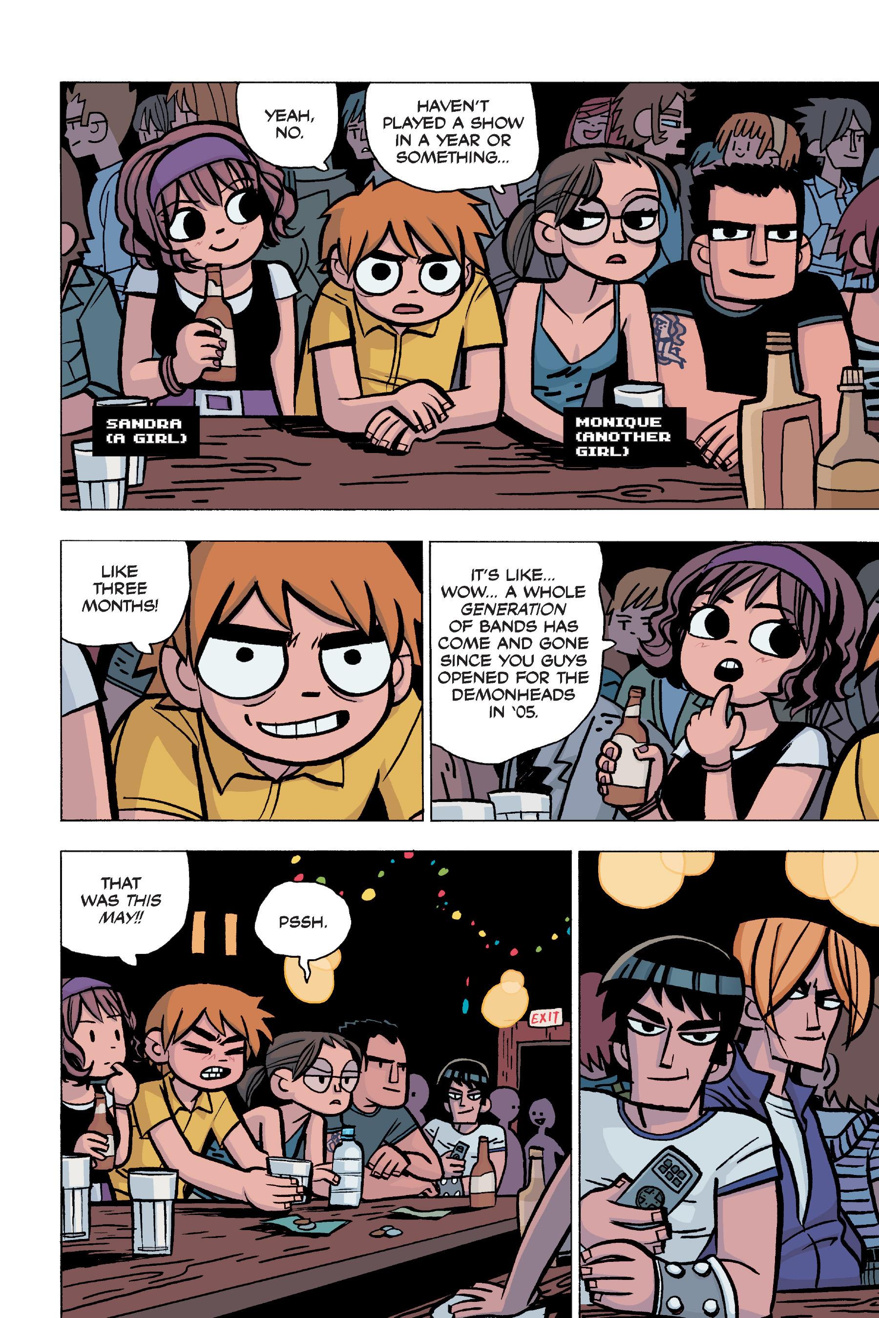 Read online Scott Pilgrim comic -  Issue #5 - 47
