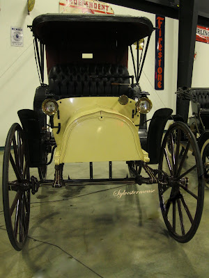 1908 Columbus Firestone - Tupelo Automobile Museum - Photo by Cynthia Sylvestermouse
