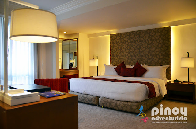 The Ambassador Suite at Manila Pavilion Hotel