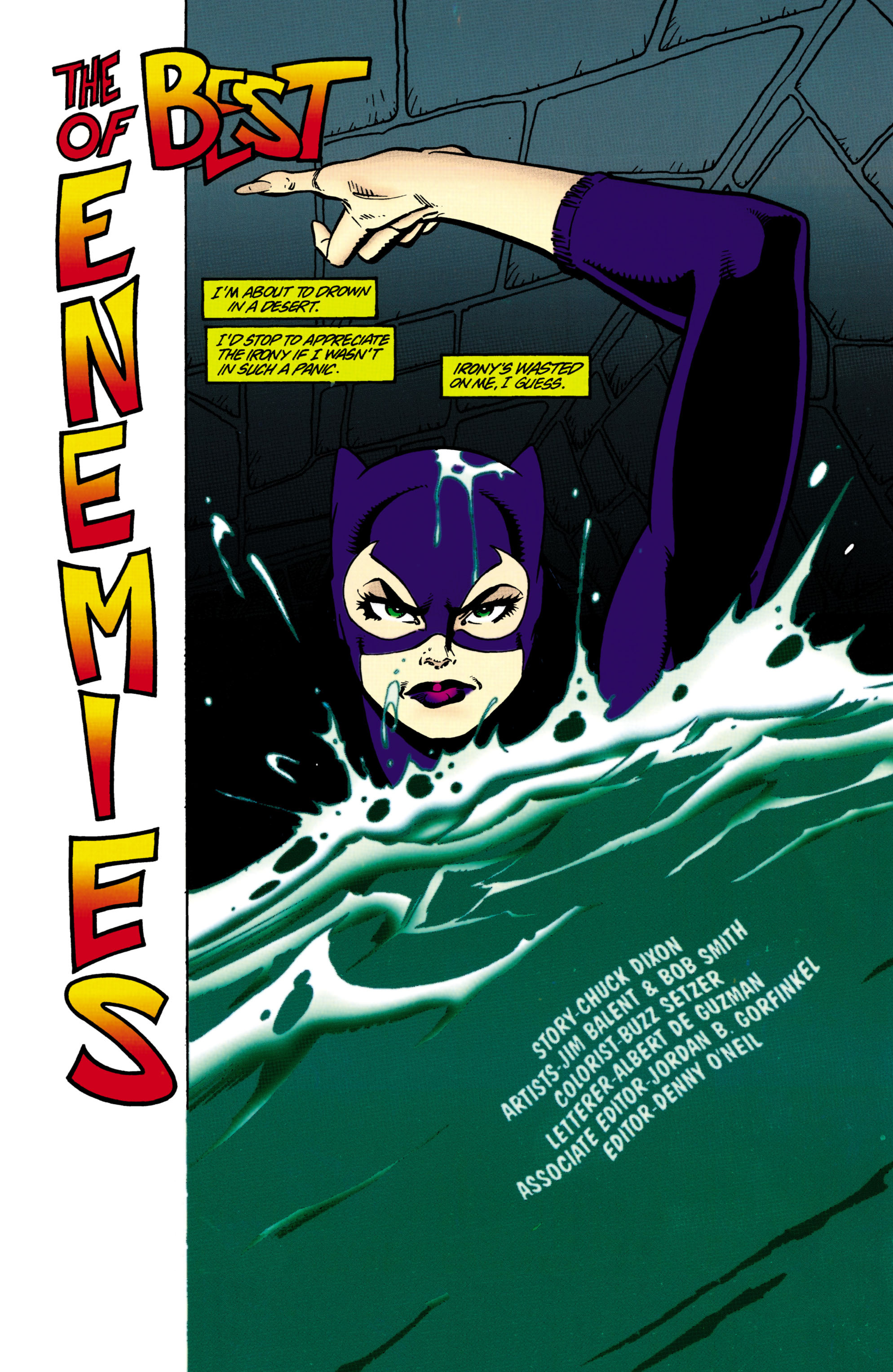 Catwoman (1993) Issue #36 #41 - English 2