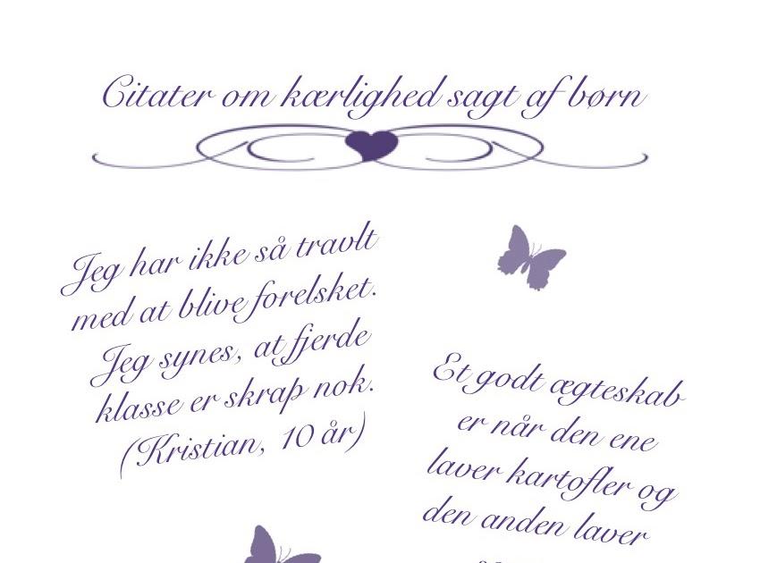 citater om bryllup Kreativ hverdag   Rebekka Elias: Citater om kærlighed, sagt af børn. citater om bryllup