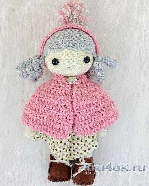 1000 схем амигуруми на русском: Вязаная кукла крючком