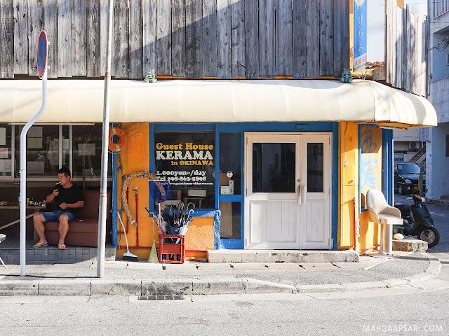 Kerama Guest House Naha Okinawa