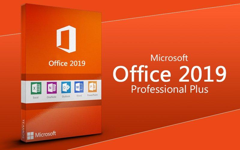 Microsoft Office 2019 ProPlus Volume License x86 & x64