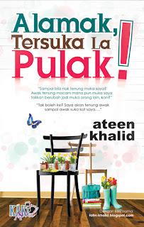 Review ~ Novel Alamak Tersuka La Pulak!