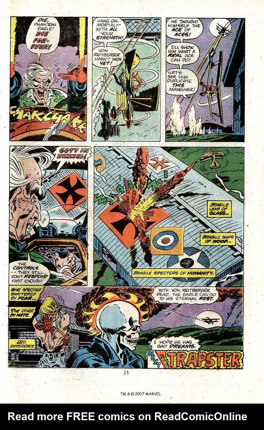 Ghost Rider (1973) Issue #12 #12 - English 33