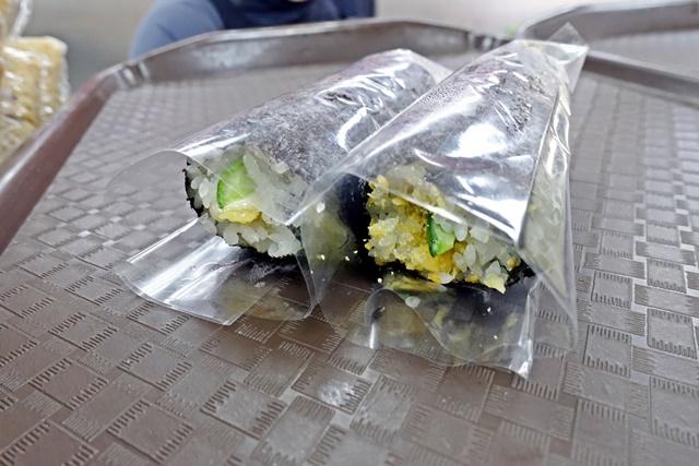 素食壽司捲