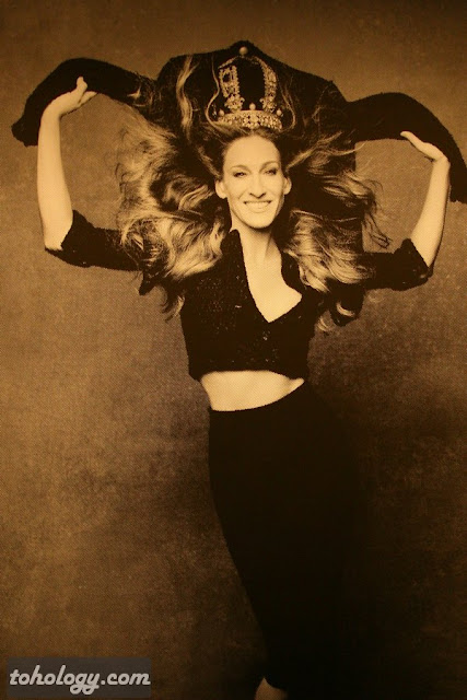Sarah Jessica Parker The Little Black Jacket Berlin