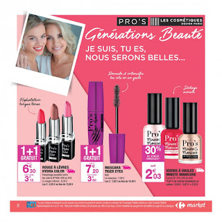 Catalogue Carrefour 04 au 21 Mai 2017