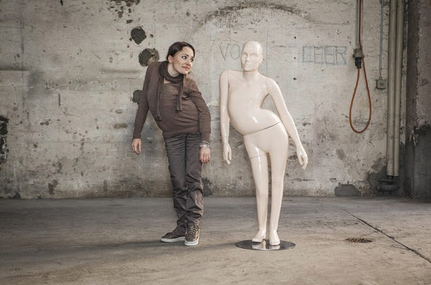disabled mannequins by Pro Infirmis