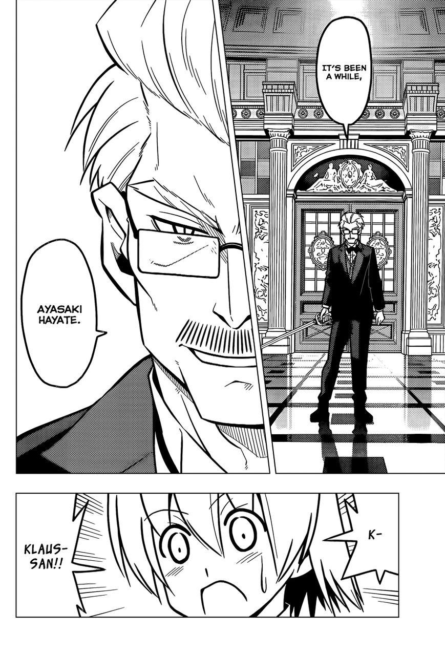 Hayate the Combat Butler - Chapter 498