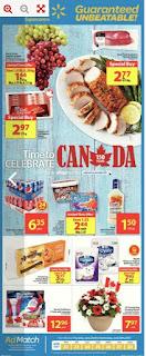 Walmart Flyer June 22 to 28, 2017