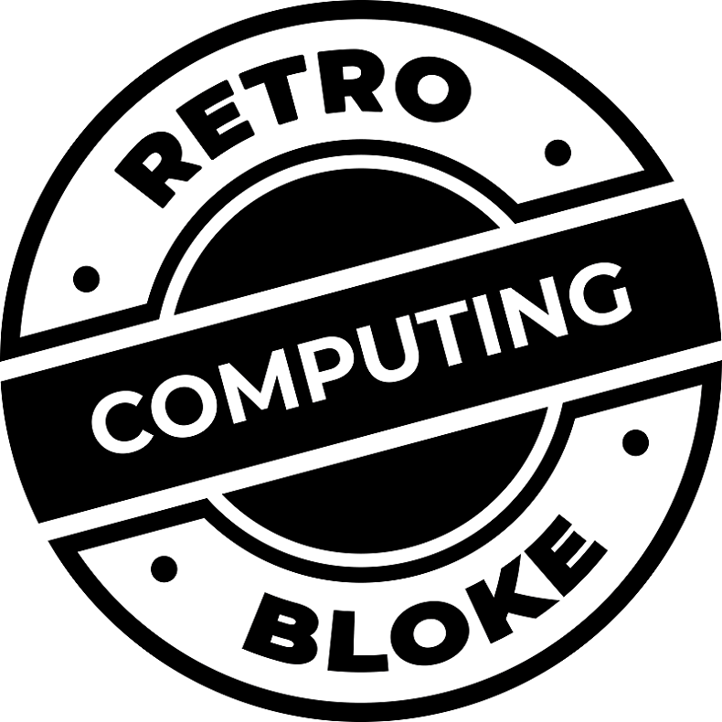Welcome To My Retro Computing Blog