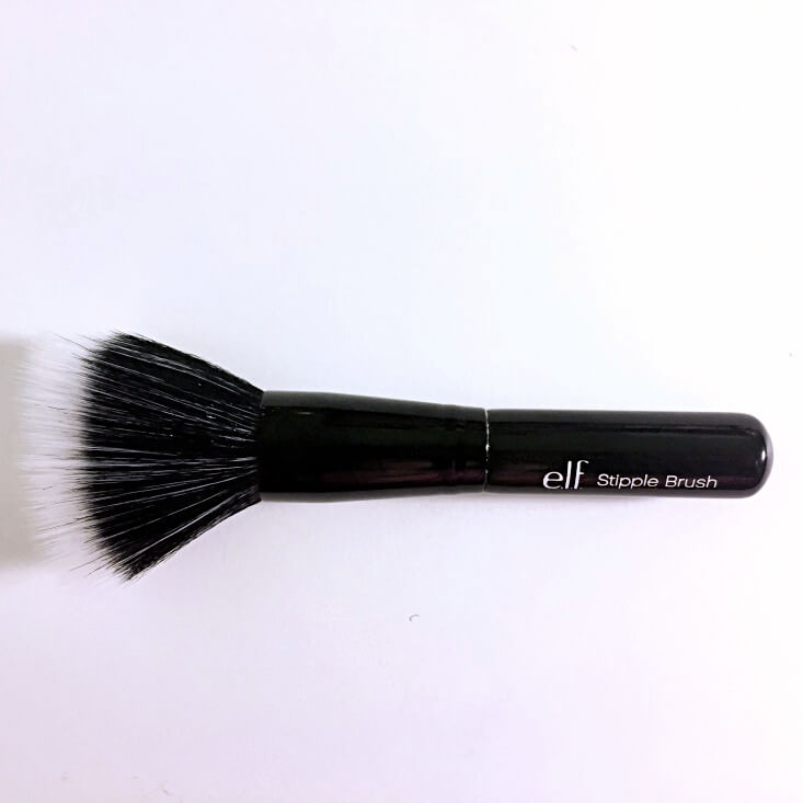 e.l.f. Stipple Brush Travel Set Stipple Brush