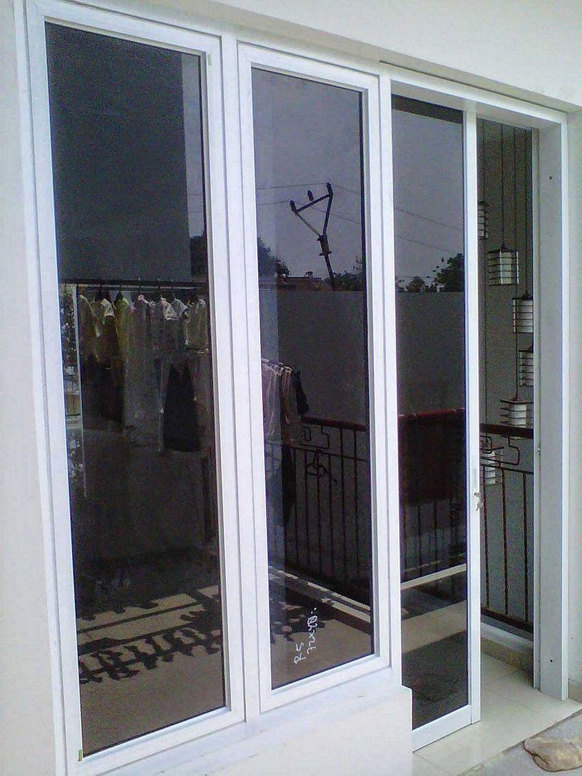pintu dorong kaca 2