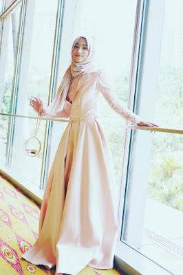 hijab pesta nuri maulida hijab pesta natasha