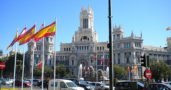 Image result for Madrid, Spanyol